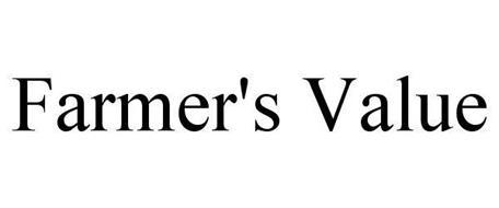FARMER'S VALUE