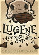 LUGENE CHOCOLATE MILK STOUT ODELL BREWING CO.