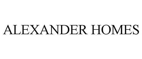 ALEXANDER HOMES