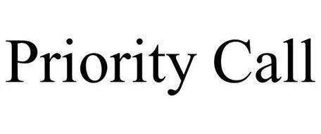 PRIORITY CALL