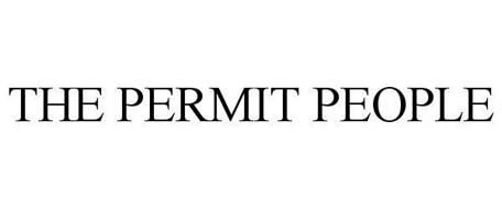 THE PERMIT PEOPLE