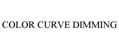 COLOR CURVE DIMMING