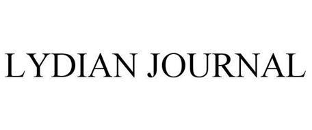 LYDIAN JOURNAL
