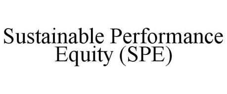 SUSTAINABLE PERFORMANCE EQUITY (SPE)