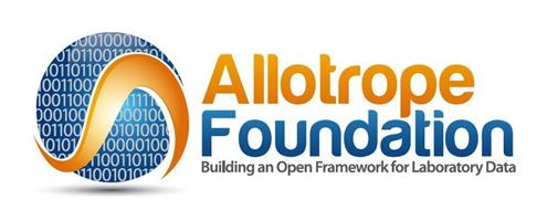 ALLOTROPE FOUNDATION BUILDING AN OPEN FRAMEWORK FOR LABORATORY DATA  01 A