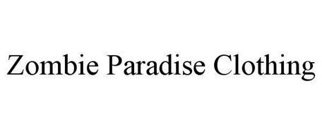 ZOMBIE PARADISE CLOTHING