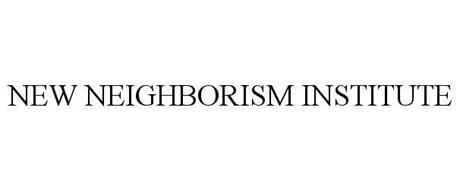 NEW NEIGHBORISM INSTITUTE