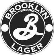 B BROOKLYN BRAND LAGER