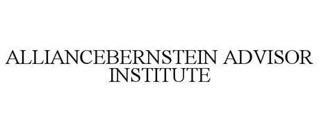 ALLIANCEBERNSTEIN ADVISOR INSTITUTE