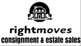 RIGHT MOVES CONSIGNMENT & ESTATE SALES