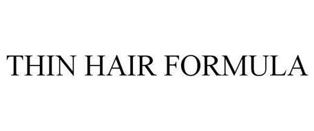 THIN HAIR FORMULA
