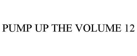 PUMP UP THE VOLUME 12