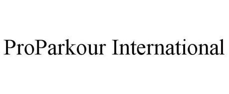PROPARKOUR INTERNATIONAL