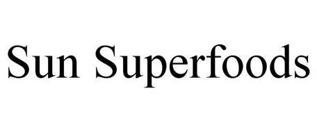 SUN SUPERFOODS
