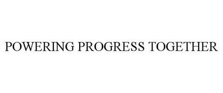 POWERING PROGRESS TOGETHER