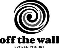 OFF THE WALL FROZEN YOGURT