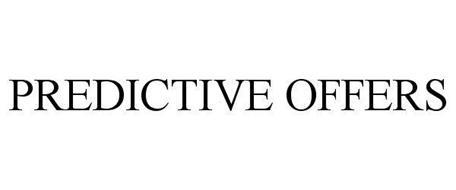 PREDICTIVE OFFERS