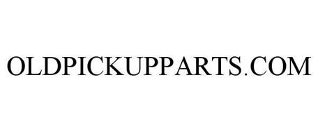 OLDPICKUPPARTS.COM