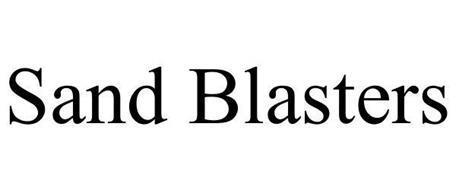SAND BLASTERS