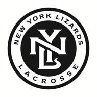 NYL NEW YORK LIZARDS LACROSSE