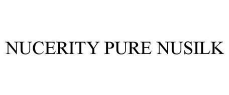 NUCERITY PURE NUSILK