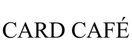CARD CAFÉ