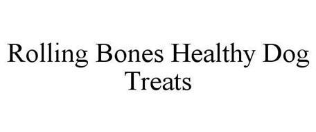 ROLLING BONES HEALTHY DOG TREATS