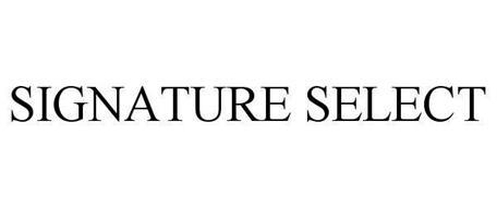 SIGNATURE SELECT