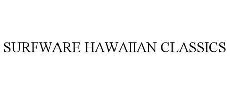 SURFWARE HAWAIIAN CLASSICS