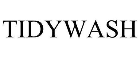 TIDYWASH