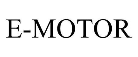 E-MOTOR