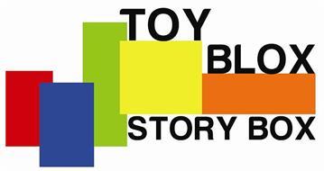 TOY BLOX STORY BOX
