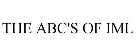 THE ABC'S OF IML