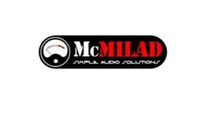MCMILAD SIMPLE AUDIO SOLUTIONS