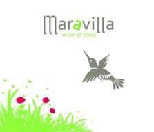 MARAVILLA WINE OF CHILE