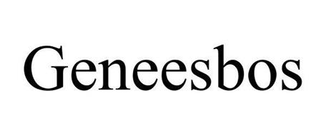 GENEESBOS