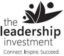 THE WV LEADERSHIP INVESTMENT CONNECT. INSPIRE. SUCCEED.