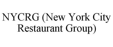 NYCRG (NEW YORK CITY RESTAURANT GROUP)