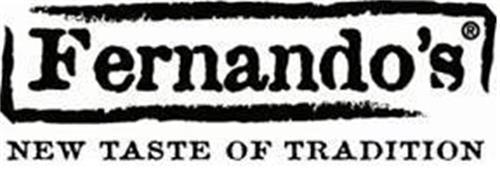 FERNANDO'S NEW TASTE OF TRADITION