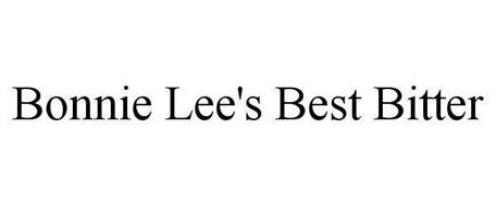 BONNIE LEE'S BEST BITTER