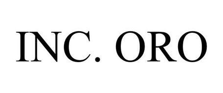 INC. ORO