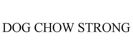 DOG CHOW STRONG