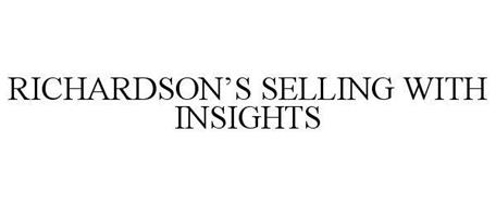 RICHARDSON'S SELLING WITH INSIGHTS