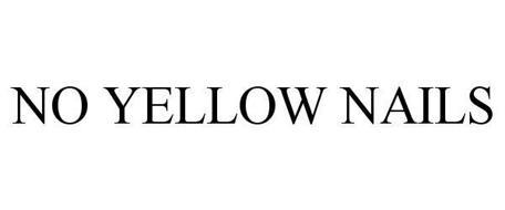NO YELLOW NAILS