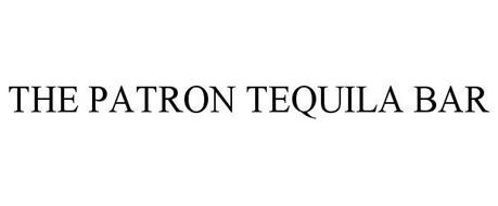 THE PATRON TEQUILA BAR