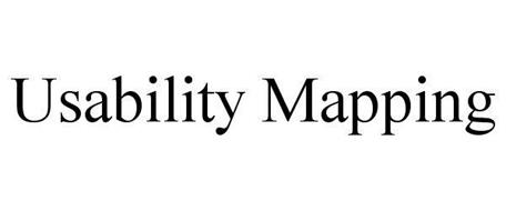 USABILITY MAPPING