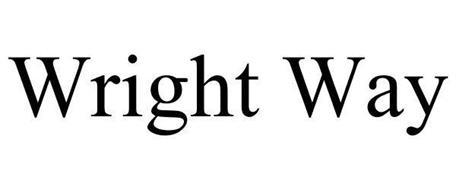 WRIGHT WAY
