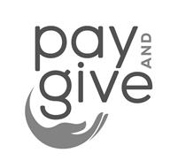 PAY AND GIVE