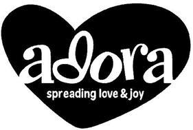 ADORA SPREADING LOVE & JOY
