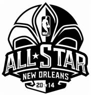 NBA ALL STAR NEW ORLEANS 2014